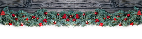 christmas-background-banner-snow-wood-61555022